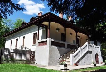 muzeul memorial Mihail Sadoveanu