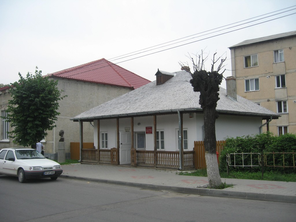 Casa_memoriala_Veronica_Micle_din_Targu_Neamt